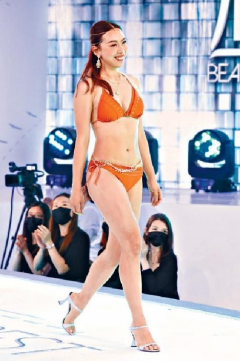 參加《造美人》3個月食唔飽  冠軍Stella為做  女版強尼戰勝肚餓