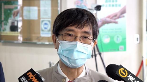 袁國勇:疫苗接種率逾9成 放寬社交距離措施才安全