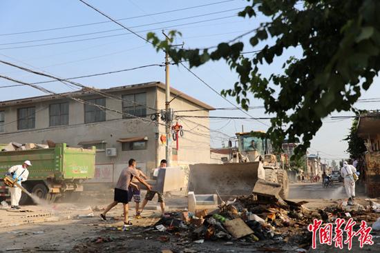 暴雨洪水下 河南農村受災有多嚴重?
