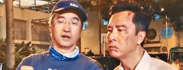 《怒火》設計高難動作戲  甄子丹當霆鋒係吳京
