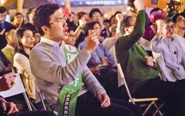 涉2018立會補選舞弊 區諾軒黃耀明遭廉署起訴
