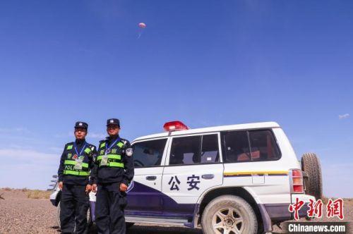 戍邊民警與神舟飛船二十二載的航天緣