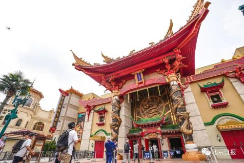 剛剛,北京環球度假區盛大開園!中午12點開始迎客