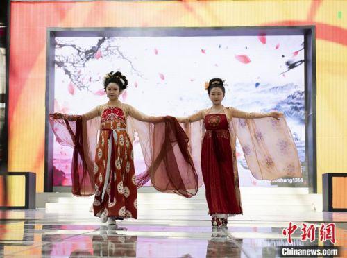 漢服「出圈」:於傳統文化中發現美