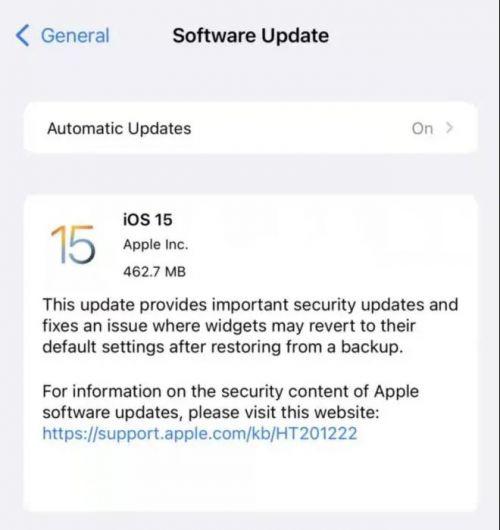 蘋果承認了!部分iPhone13 系統有bug