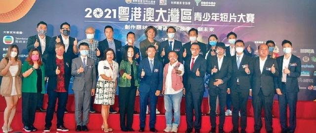 曾志偉:TVB不斷招攬人才  盼更多年輕人加入影視業