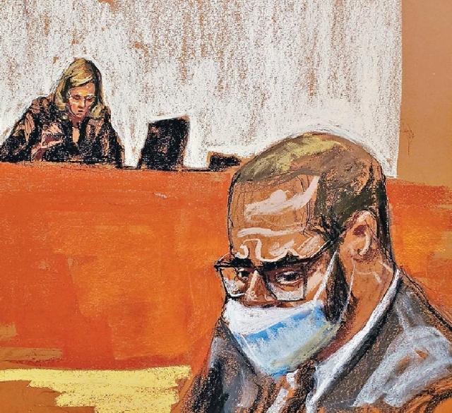 性販賣等9罪成立 R. Kelly面臨終身監禁