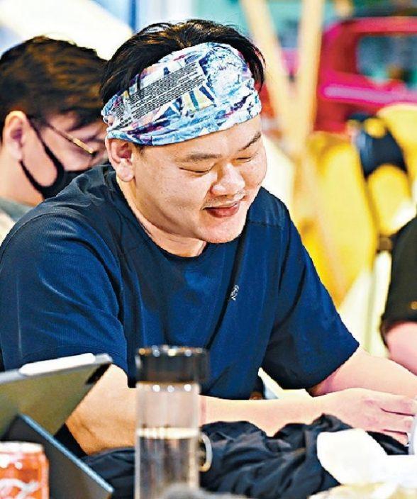 楊淇白只「疫」境諗計搵銀  游學修停工8個月  諗過移民台灣